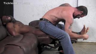 black stud Tyler at tickled hard