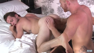 Bennett Anthony and Colton Grey at drill my hole