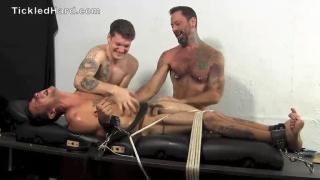 VICTOR TICKLE TORTURED at tickle hard