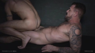 Rocco Steele and Ben Statham at TIMFuck