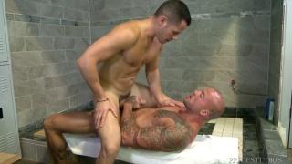 Valentin Petrov and Sean Duran at Extra Big Dick