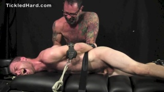 Army stud  seamus at tickled hard