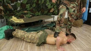 Soldier Matthew Episode 01 at gay war games