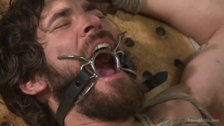 Dirk Caber and Dale Cooper at Bound Gods