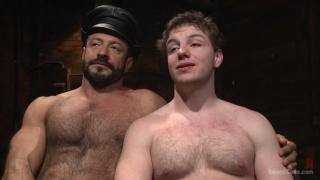 Vinnie Stefano and Doug Acre at Bound Gods