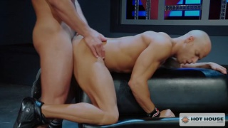 Sean Zevran & Jacob Taylor at Hot House