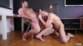 Alex Mecum and Roman Todd st str8 to gay