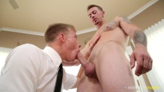 Mark Long and Ace Stone at Next Door World