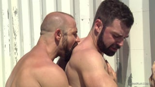 JOSE QUEVEDO & FELIPE FERRO at men at play
