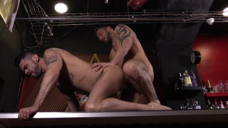 Antonio Miracle & Mario Domenech at Hardkinks