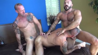 Rocco Steele, Jimmie Slater, Alessio Romero, and more at Dark Alley