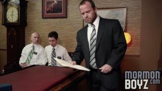 elder larsen dominated by older man at mormon boyz