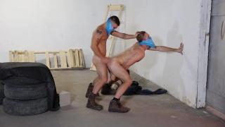 Vadim Black and Wesley Woods at Bromo