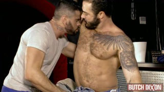 Jessy Ares & Mario Domenech at butch dixon