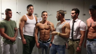 Campus Jock week 4 at Men of Montreal