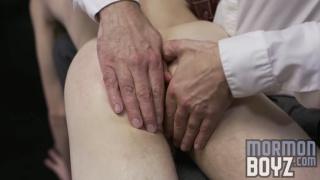 elder stewart's punishment at mormon boyz