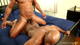 Bam Bam and Jay Black at Next Door Ebony
