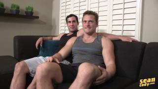 Randy and Brandon Bareback at Sean cody