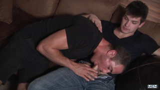 Johnny Rapid and Brendan Philips at Drill My Hole