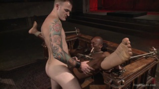 Christian Wilde and Osiris Blade at Bound Gods