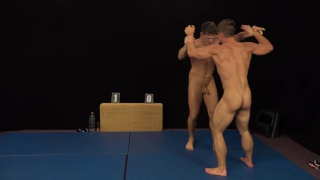 Erik Drda and Rosta Benecky at Str8 Hell