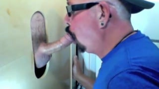 Gloryhole Feeding Time Has Cock In A Spell at Gloryhole Hookups