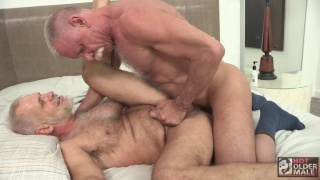 Allen Silver and Scott Reynolds at Hot Older Male