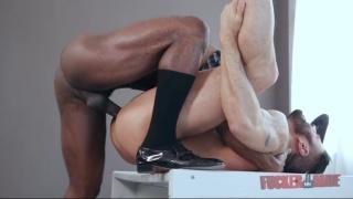 Troy Moreno and mario Domenech at Fuckermate