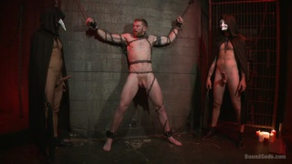 Christian Wilde, Jessie Colter and Cass Bolton at Bound Gods