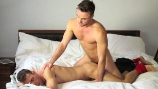 Brandon Jones and Samuel Stone at Men of Montreal