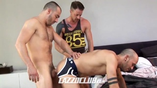 Thierry Lamasse, Max Duran, Karl Stukker at cazzo club