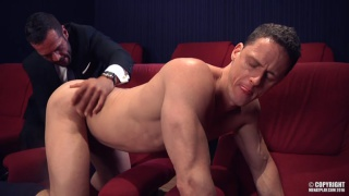 DENIS VEGA & IVAN GREGORY at men at play
