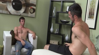 Alec & Bradley fuck raw at chaos men