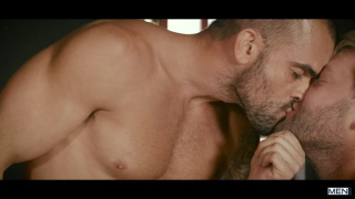 Colby Jansen and Damien Crosse at Str8 to Gay