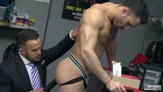 FLEX & ALEX GRAHAM at men at play