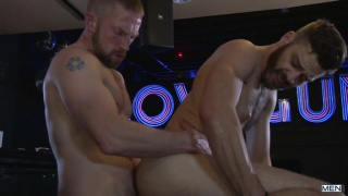 Adam Herst & Tommy Defendi at drill my hole