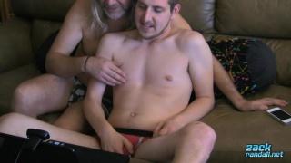Wyatt Blaze And JS Wild at zack randall