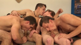 Wank Party 2015 #09, Part 1 at William Higgins