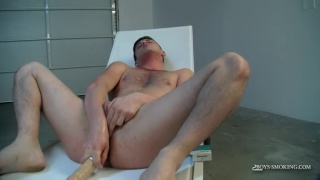 Chase Young at boys smoking