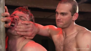 Brandon Blake vs Jonah Marx at Naked Kombat