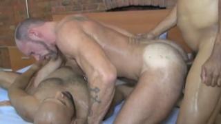 Randy Harden, Tancredo Buff and Suil at raw nasty fuckers