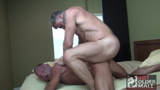 Peter Fulton and Jon Piston at Hot Older Male