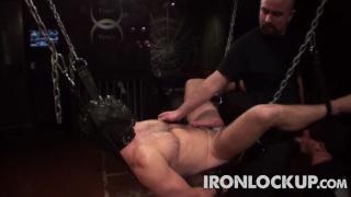 Mr. Kristofer at iron lockup