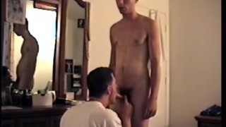 Sucking Off Str8 Toby at str8 boyz seduced
