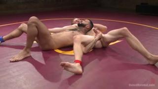 Zane Anders vs Rikk York at Naked kombat