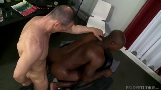 Osiris Blade and Rodney Steele at Extra Big Dicks