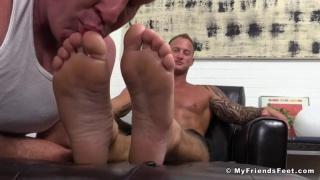 Jason James at My Friends' Feet