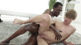 Noah Matous and Pinky at staxus