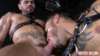 Viktor Rom & Mario domenech at butch dixon