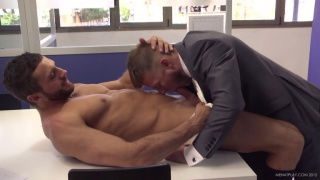 EMIR BOSCATTO & MATTHEW ANDERS at men at play
